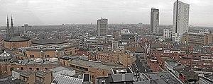 Brabantse Stedenrij - Image: Binnenstad Eindhoven