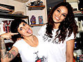 Bipasha gets styled at Mad-O-Wat salon 04.jpg
