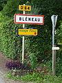 Bléneau-FR-89-panneau d'agglomération-18.jpg