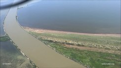 Податотека:Black Sea Mouth of the Danube River.webm