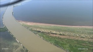 File:Black Sea Mouth of the Danube River.webm