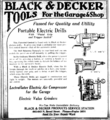 Black and decker ad 1920.png