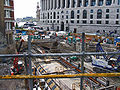 Blackfriars tube station building site.jpg