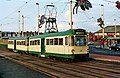 Blackpool Twin Car trams 675 & 685 leaving Gynn Square - geograph.org.uk - 1058836.jpg
