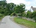 Blackrock Lane passing Cottles - geograph.org.uk - 1383151.jpg