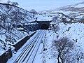 Blea Moor Tunnel - Southern Portal - geograph.org.uk - 1152942.jpg