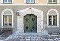 Bleiberg-Noetsch 2 ehem Gewerkenhaus Theresienhof West-Portal 29042015 2915.jpg