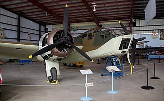 Bomber Command Museum of Canada - Image: Blenheim at Bomber Command Museum Canada Flickr 8048044872