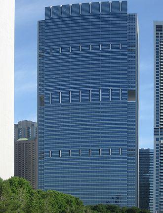 Blue Cross Blue Shield Tower - Blue Cross Blue Shield Tower
