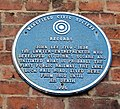 Blue Plaque - John Lee - geograph.org.uk - 1120649.jpg