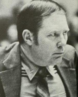 Bob Boyd (basketball) - Bob Boyd, c. 1971