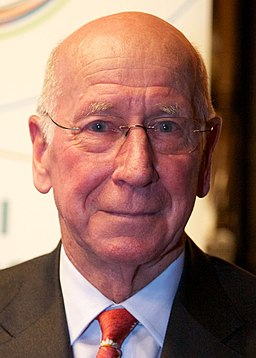 Bobby Charlton English footballer and manager