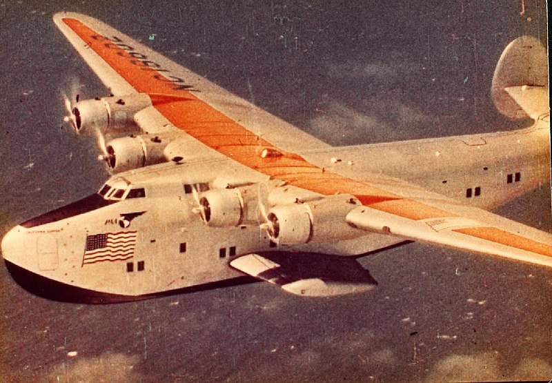 File:Boeing 314 Clipper close-up.jpg