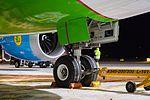 Boeing 787 Dreamliner at Riga Airport (32457151136).jpg