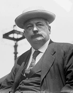 Boies Penrose (1860 – 1921), American lawyer a...