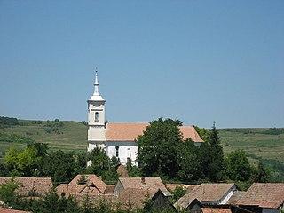 Bahnea Commune in Mureș County, Romania