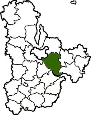 Boryspil Raion - Image: Boryspilskyi Raion