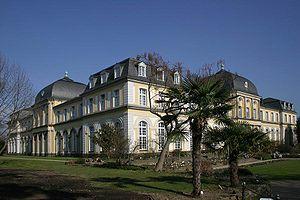 Botanische Gärten der Friedrich-Wilhelms-Universität Bonn