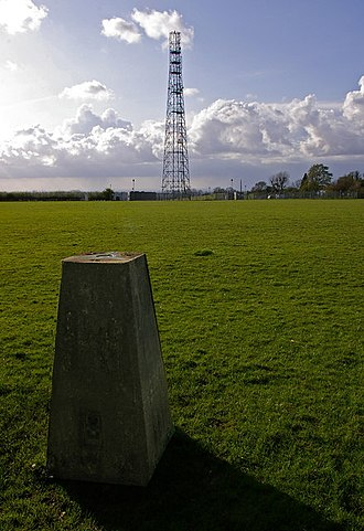Botley Hill - Image: Botley Hill trig point geograph.org.uk 788400
