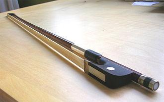 Paubrasilia - A cello bow