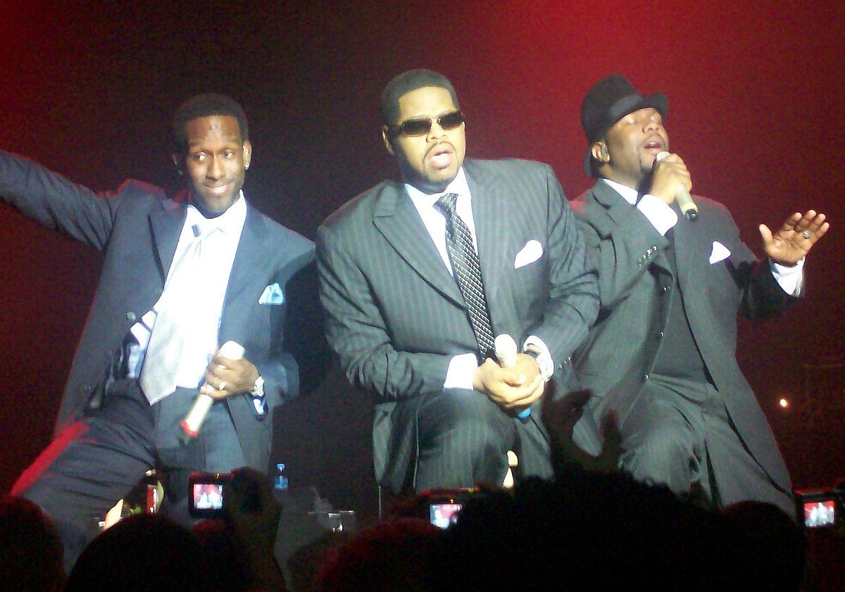 Boyz II Men - Wikipedia