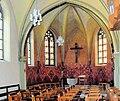 Bramsche, Apsis des alten Schiffes der Kirche St. Gertrudis.jpg