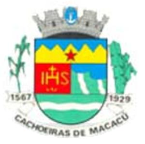 Cachoeiras de Macacu - Image: Brasao cachoeirasdemacacu