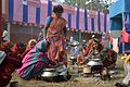 Breakfast Preparation - Gangasagar Fair Transit Camp - Kolkata 2016-01-09 8533.JPG