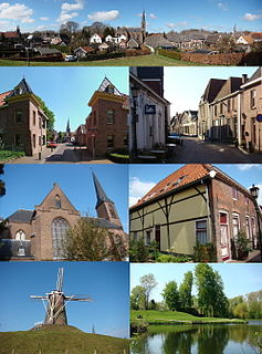 Bredevoort City in Gelderland, Netherlands