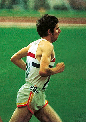 Brendan Foster - Brendan Foster at the 1972 Olympics