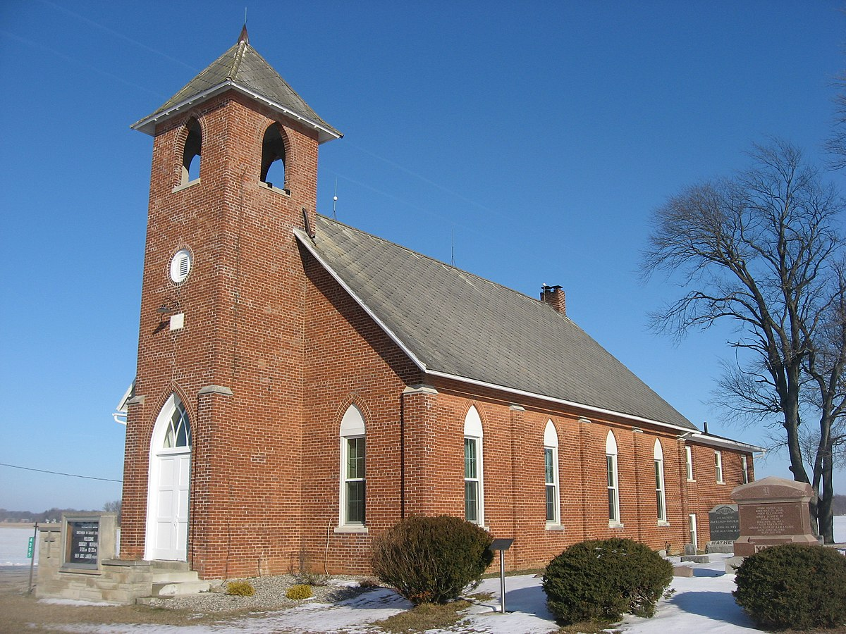 Christ Church Picture: Brethren In Christ Church (Garrett, Indiana)