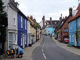 Bridge Street, Bungay - geograph.org.uk - 223597.jpg