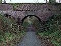 Bridge over old railway line - geograph.org.uk - 110361.jpg