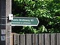 Bridleway No N5 to Packsfield and Littletown - geograph.org.uk - 834410.jpg