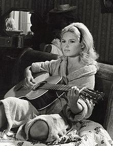 Brigitte Bardot nel 1962