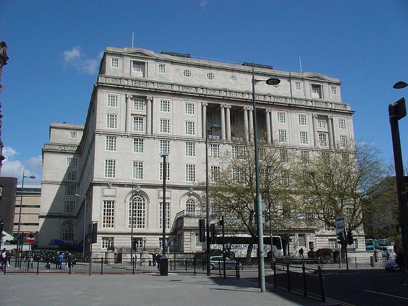 Britannia Adelphi Hotel Spa Liverpool