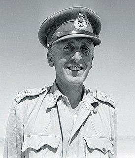 Brian Horrocks British Army officer