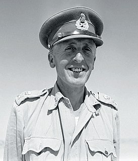 British Army officer