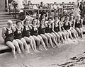 British Women's Olympic swimming team, London, 1948.jpg