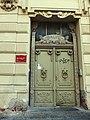 Brno, Starobrněnská 7, dveře.jpg