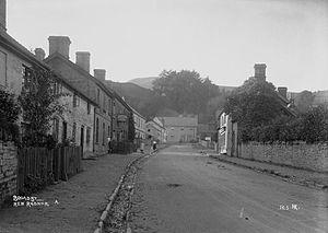 New Radnor - Image: Broad St. New Radnor (1293666)