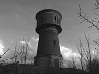 Brodnica-old water tower 04 2006.jpg