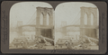 Brooklyn Bridge - the world's greatest suspension bridge, (total length 5987 ft.), New York City, from Robert N. Dennis collection of stereoscopic views.png