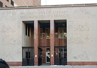 Branch of Brooklyn Public Library