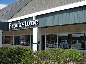 Brookstone - A Brookstone store in Kittery, Maine