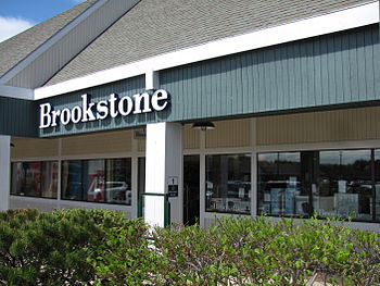 English: Brookstone Outlet Store, Kittery Maine
