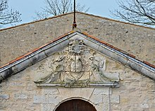 Brouage 17 Poudrière Saint-Luc Fronton 2014.jpg