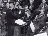 File: Bruno Walter repeteert met het Concertgebouworkest in Amsterdam Weeknummer 46-47 - Open Beelden - 30392.ogv