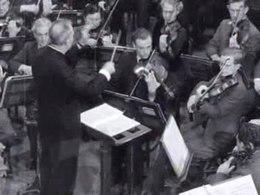 Bestand:Bruno Walter repeteert met het Concertgebouworkest in Amsterdam Weeknummer 46-47 - Open Beelden - 30392.ogv