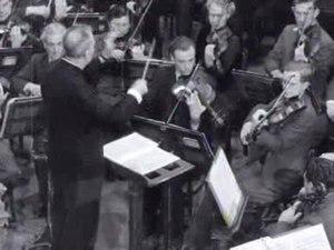 File:Bruno Walter repeteert met het Concertgebouworkest in Amsterdam Weeknummer 46-47 - Open Beelden - 30392.ogv